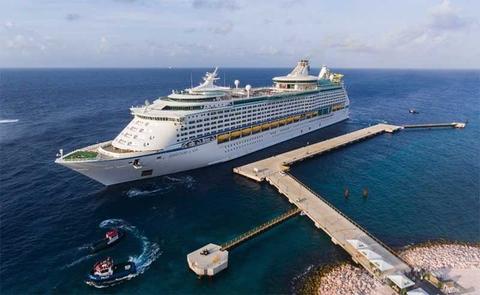 Министерството на туризма на Бахамски острови с удоволствие приветства връщането на Royal Caribbean International