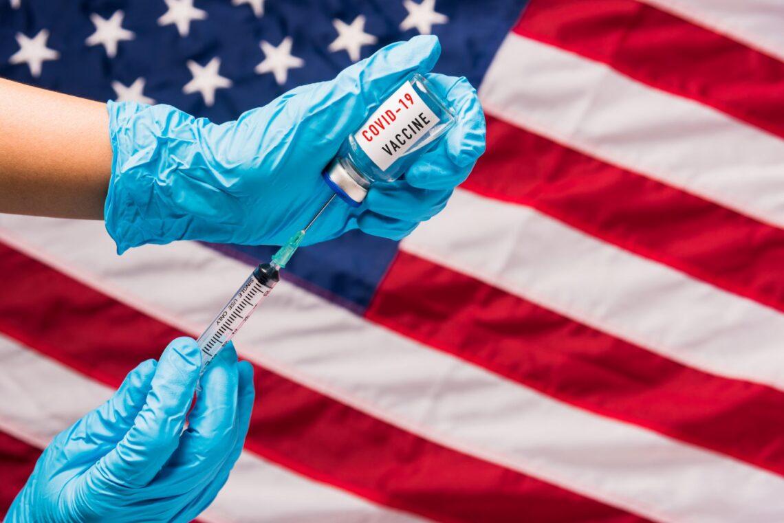 57% wong Amerika bakal mbayar kanggo maju ing garis vaksinasi COVID-19