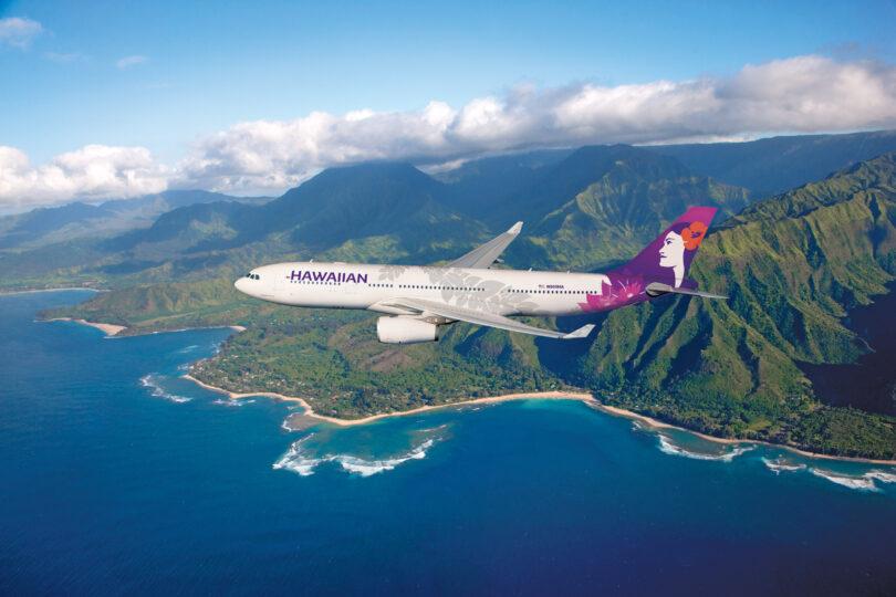 Hawaiian Airlines lance des vols d'été sans escale Phoenix-Maui