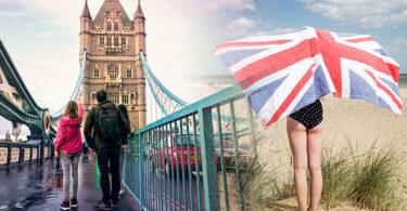 المملكة المتحدة أمة من الحالمين بالعطلة