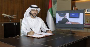 Etihad Airways and Hub71 to boost global tech ecosystem at Abu Dhabi