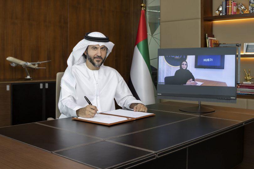 Etihad Airways- ը և Hub71- ը `Աբու Դաբիում գլոբալ տեխնոլոգիական էկոհամակարգը խթանելու համար