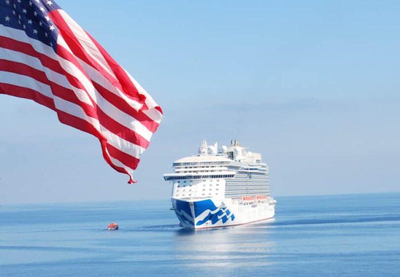 خطوط دریایی آماده بارگیری مجدد در ایالات متحده است