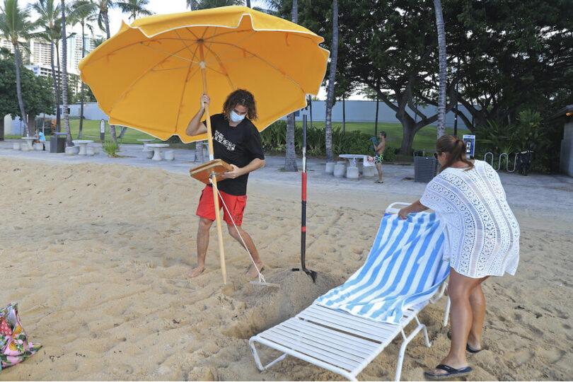 世界的なCOVID-19パンデミックによってハワイの観光は依然として深刻な障害を受けています