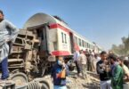 32 killed, 66 wounded in Egypt two-train crash