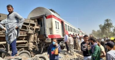 32 morti, 66 feriti in Egittu crash di dui treni