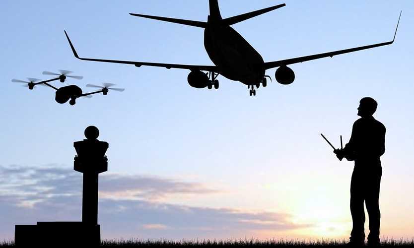 FAA seleciona cinco aeroportos para testar e avaliar os riscos de aeronaves não tripuladas