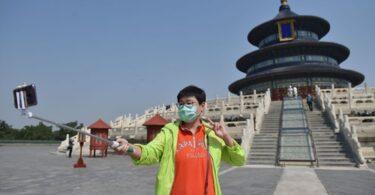 تراجعت إيرادات السياحة والسفر في بكين بنسبة 53٪ في عام 2020