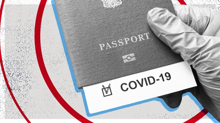 Ρωσία: Το σχέδιο διαβατηρίου εμβολίων της ΕΕ θα μπορούσε να οδηγήσει σε αναγκαστικό εμβολιασμό