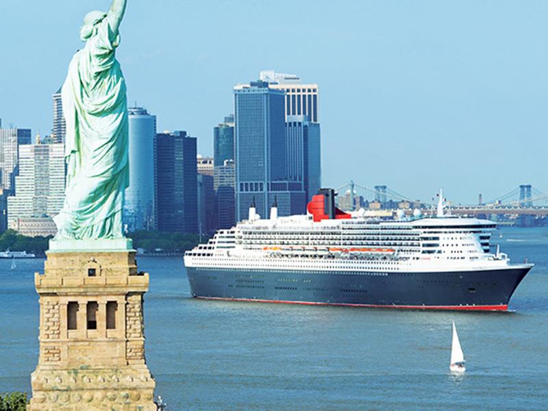 US Travel opfordrer til stien til at genstarte cruising