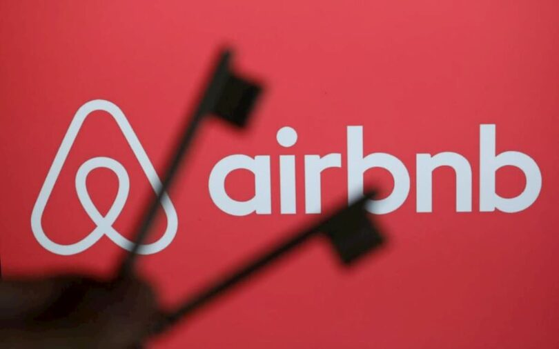 Les sentiments d'Airbnb sur le fil du rasoir