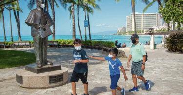ハワイ観光:訪問者の82%が旅行に満足