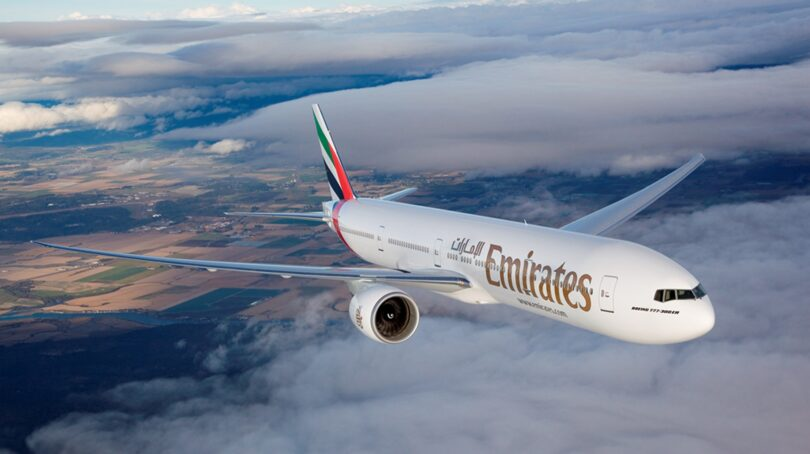 Emirates stellt die transatlantische Verbindung zwischen Mailand und New York JFK wieder her