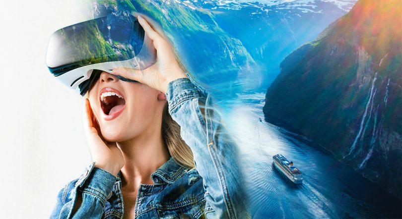 Pandemi kan muliggøre, at VR ryster 'gimmick' -billede af i turisme