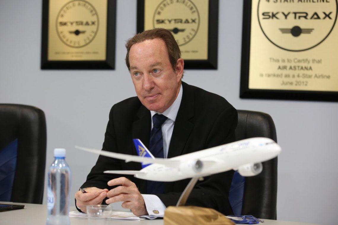 تتوقع شركة طيران أستانا الانتعاش بعد خسارة عام 2020