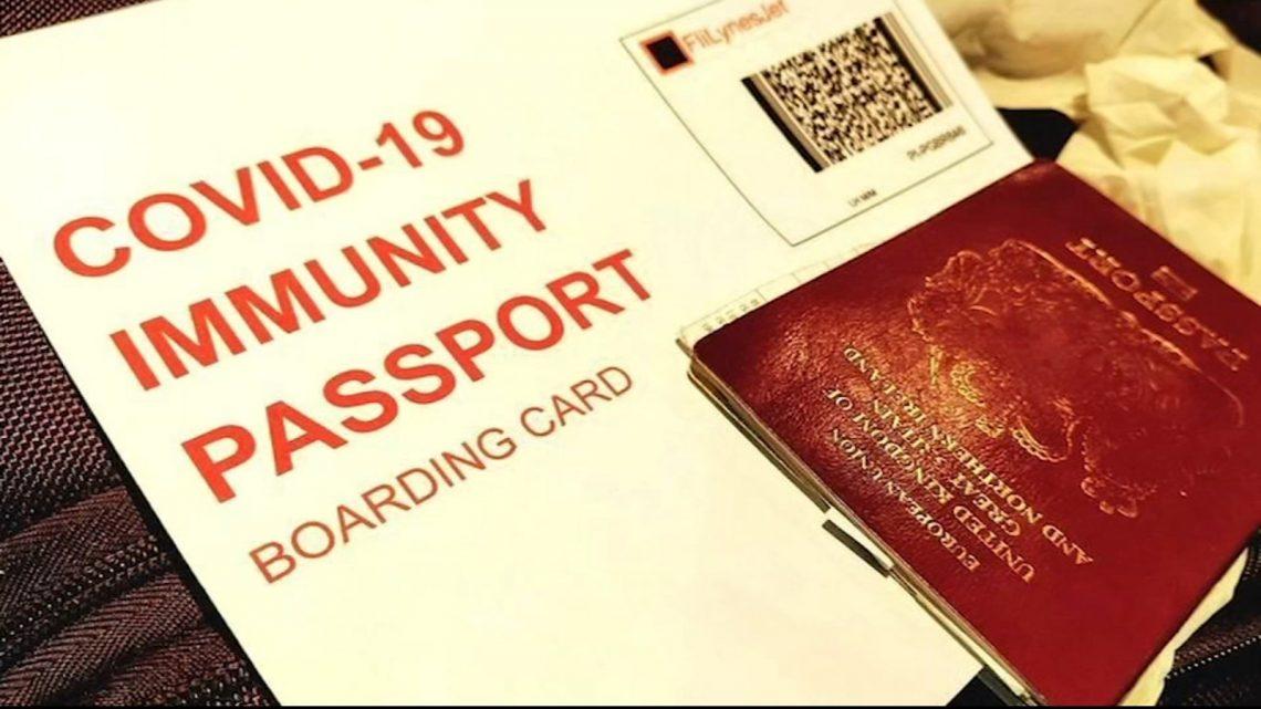 Osasunaren Mundu Erakundeak COVID txertoaren pasaporteak ez ematea aholkatzen du