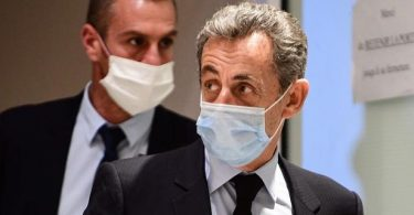 French President Sarkozy sentenced to three years in prison for corruption