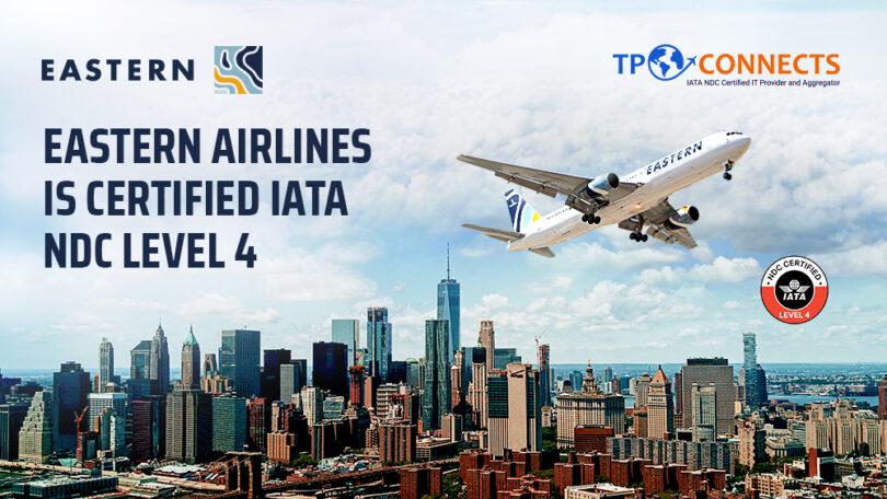 Eastern Airlines sijoittaa uusiin jakeluominaisuuksiin