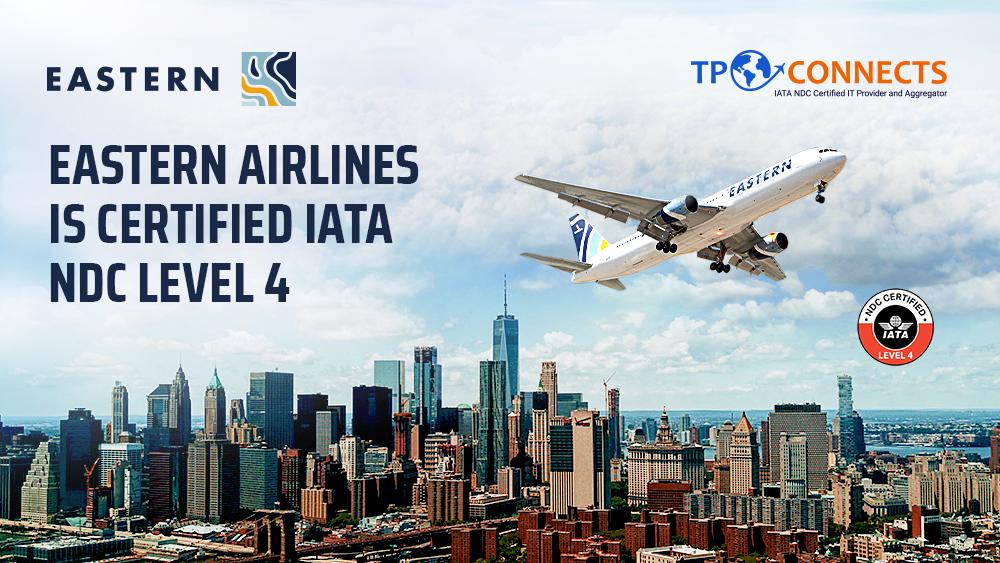 Eastern Airlines investerer i nye distribusjonskapasiteter