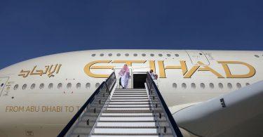 Etihad Airways: Lower demand and flight capacity, 76% fewer passengers in 2020