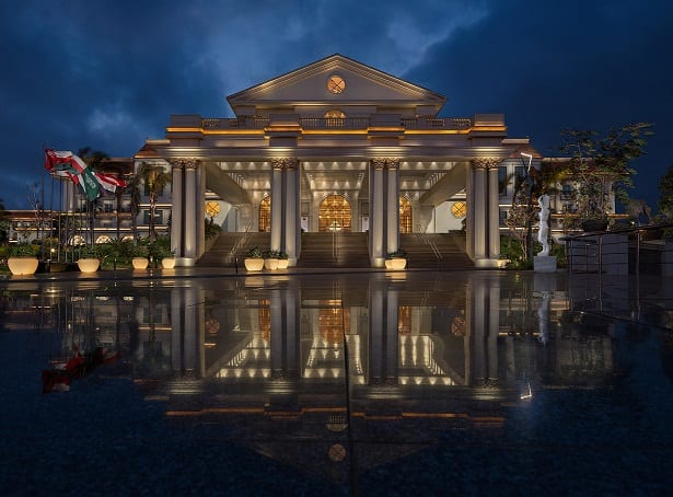 The St. Regis Almasa opens in Egypt's new administrative capital