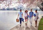 2021 년 봄 야외 활동을위한 최고의 도시 선정