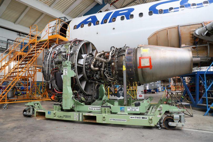 Společnost Czech Airlines Technics podepsala dohodu o údržbě základny se společností Air Corsica