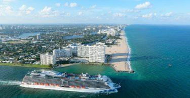 Princess Cruises produžava pauzu za krstarenje iz Los Angelesa, Ft. Lauderdale i Rim
