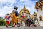Thaimaan matkailu pyrkii avaamaan maan uudelleen 1. heinäkuuta mennessä