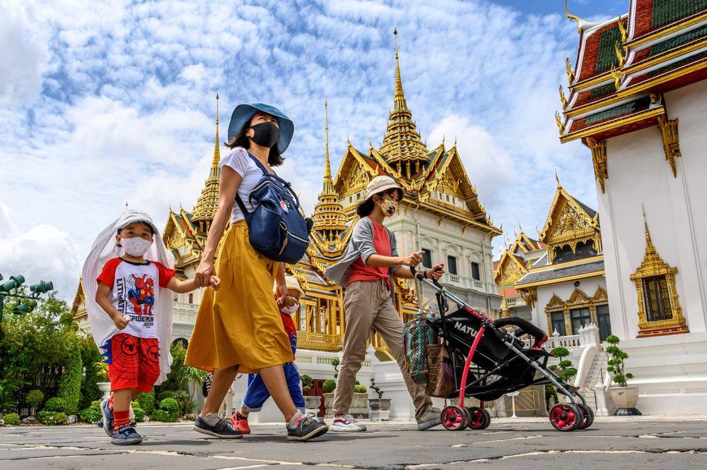 تسعى السياحة في تايلاند إلى إعادة فتح البلاد بحلول 1 يوليو