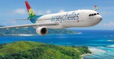 セーシェル航空がドバイから毎週直行便を運航