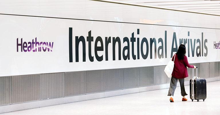 Taskforca e Global Travel mund të fillojë Britaninë globale - nëse ministrat marrin një kontroll në Forcën Kufitare