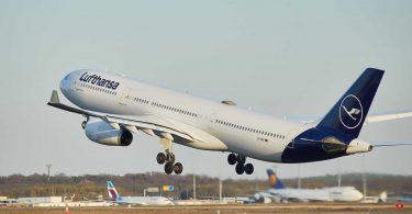 Lufthansa udvostručuje broj letova za uskršnju sezonu putovanja