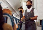 Teicneòlas gun cheangal: Tha Delta Air Lines a 'toirt a-steach pàigheadh gun cheangal air bòrd