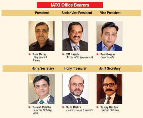Indian Association of Tour Operators elects new president in record turnout