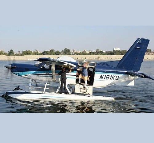 India seaplane tourism
