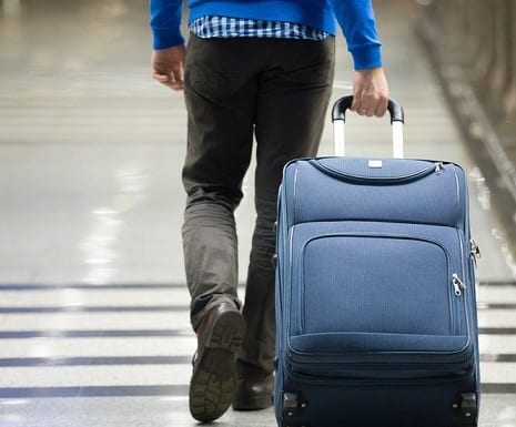 Brits banned from holiday travel starting Monday