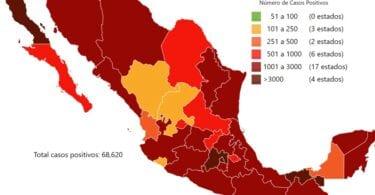 Mexicշմարտությունը Մեքսիկայում COVID-19 մահվան դեպքերը դժվար է կուլ տալ