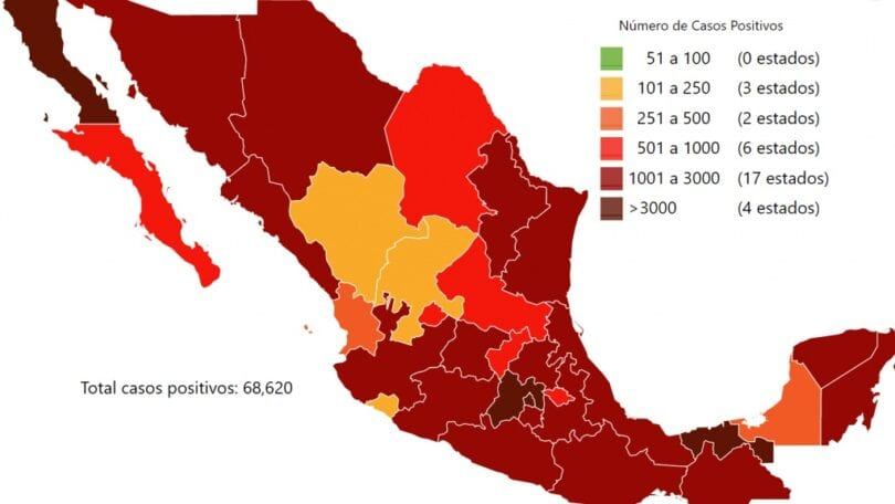 The Truth in Mexicos COVID-19 deaths is hard to swallow