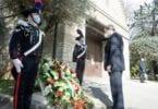 Olaszország miniszterelnöke tiszteleg a COVID áldozatainak napján