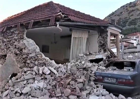 greee earthquake 2