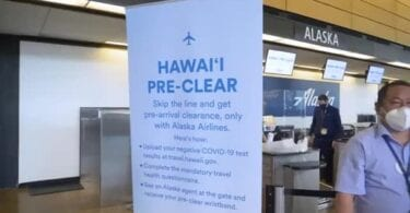 How to bypass COVID-19 arrival lines in Honolulu and Maui?