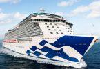 Princess Cruises forlænger cruise-pause på Southampton sejlads