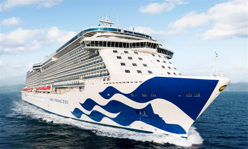 Princess Cruises extends cruise pause on Southampton sailings