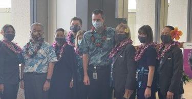 Hawaiian Airlines bringer Aloha til Orlando