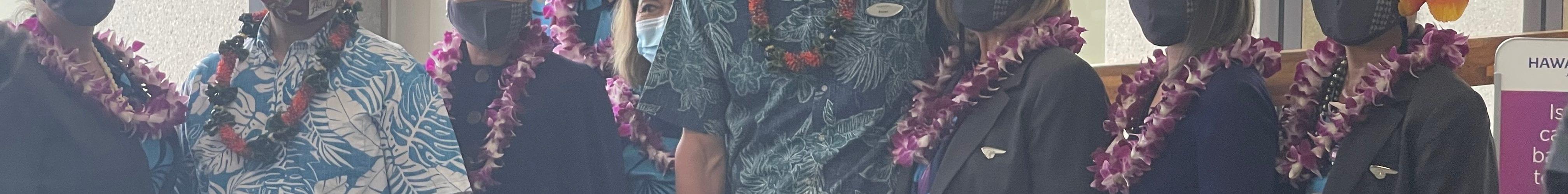 ჰავაის ავიახაზებს მოაქვს Aloha ორლანდოში