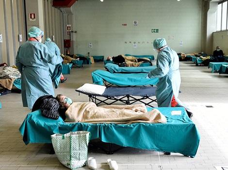 اٹلی کا پہلا یورپی یونین کا ملک 100,000،XNUMX COVID اموات سے تجاوز کر گیا