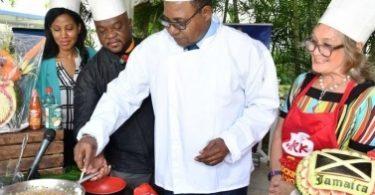 Andian-dahatsoratra Forum Gastronomy ao Jamaika hampiroborobo ny fitomboan'ny fizahantany