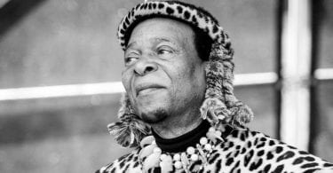 Yang Mulia Raja Zulu sudah meninggal