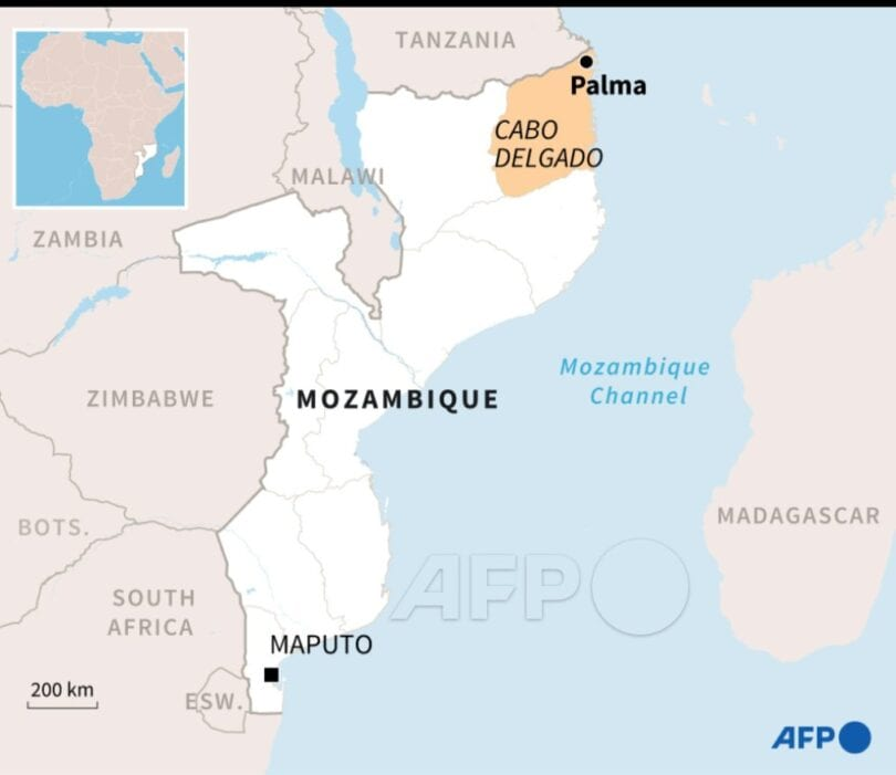 Headless bodies on the beach, Thousands are fleeing after deadly Palma Beach Hotel Attack in Mozambique